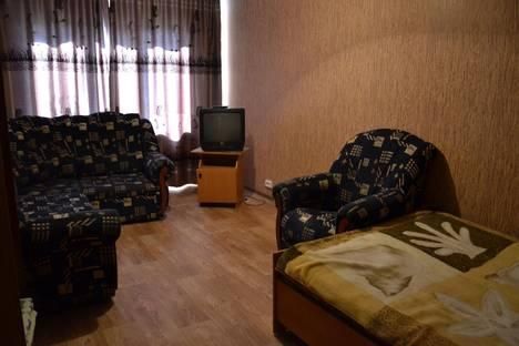 Сдается 1-комнатная квартира посуточно в Усть-Каменогорске, проспект Независимости, 27/3.