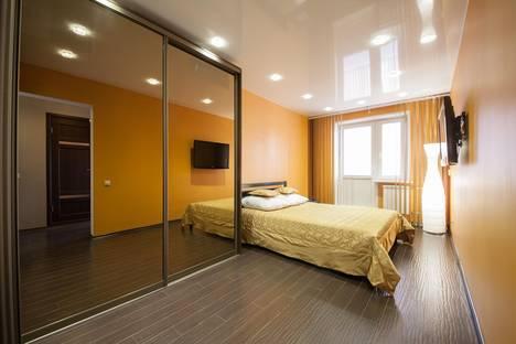 Сдается 1-комнатная квартира посуточно в Красноярске, ул. Весны, 2А.
