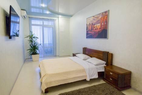 Сдается 2-комнатная квартира посуточнов Сочи, Первомайская 21.
