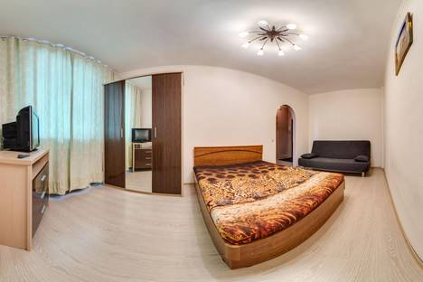Сдается 1-комнатная квартира посуточнов Новосибирске, Блюхера 71б.