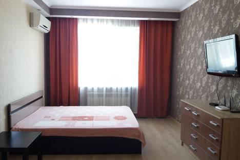 Сдается 1-комнатная квартира посуточно в Анапе, ул. Новороссийская, 281.