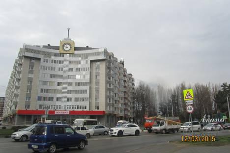 Сдается 1-комнатная квартира посуточно в Анапе, Новороссийская,281.