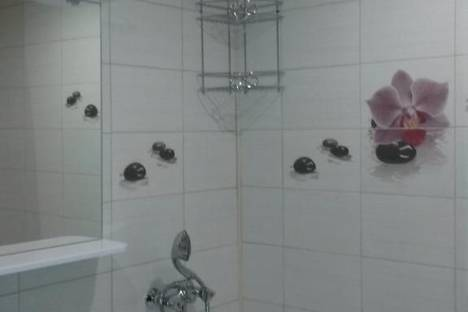 Сдается 1-комнатная квартира посуточнов Тобольске, 9 микрорайон 22А.