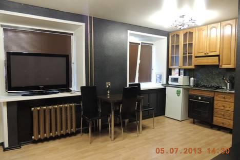 Сдается 2-комнатная квартира посуточно, ул. Чайковского, 78/19.