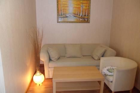 Сдается 1-комнатная квартира посуточно в Иркутске, Красногвардейская 22/1.