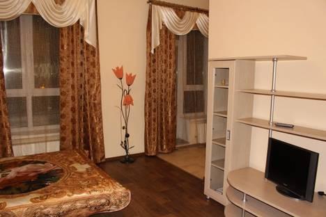 Сдается 1-комнатная квартира посуточнов Иркутске, Ямская ул., 19.