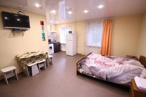 Сдается 1-комнатная квартира посуточнов Иркутске, ул. Чехова, 15.
