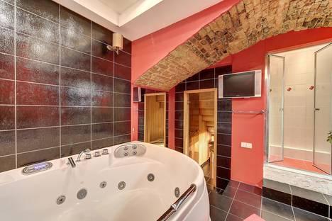 Сдается 1-комнатная квартира посуточнов Пушкине, набережная реки Фонтанки, 8.