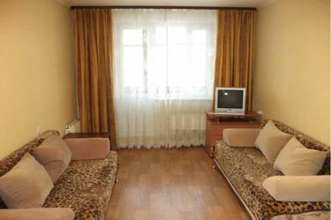 Сдается 1-комнатная квартира посуточно в Нижневартовске, ул. Чапаева д. 13 корп. 1.