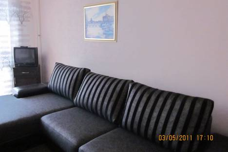 Сдается 2-комнатная квартира посуточнов Сочи, Нагорная 12.