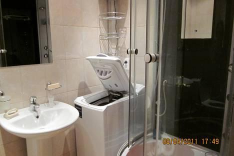 Сдается 2-комнатная квартира посуточно в Сочи, ул. Роз 50.