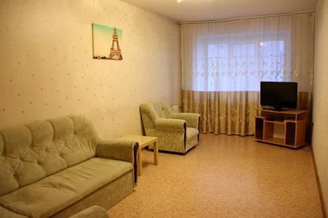 Сдается 3-комнатная квартира посуточно, Лазурная 19.