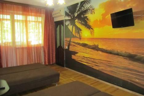 Сдается 2-комнатная квартира посуточно в Краснодаре, ул. 40 лет Победы, 35.