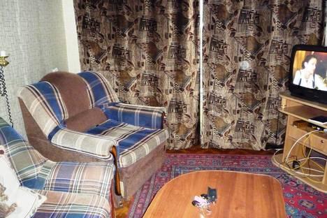 Сдается 2-комнатная квартира посуточно, ул. Кольцовская, 47.
