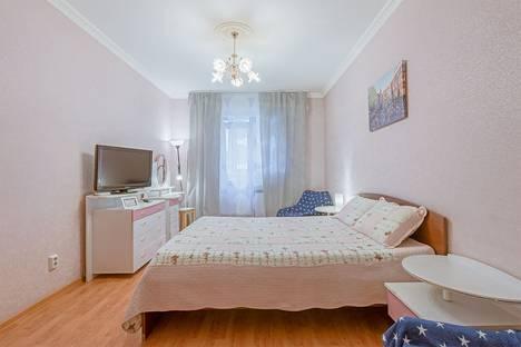 Сдается 1-комнатная квартира посуточно в Санкт-Петербурге, Коломяжский проспект, 15 корпус 2.
