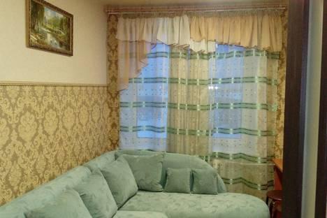 Сдается 2-комнатная квартира посуточно в Перми, Шоссе Космонавтов,304.