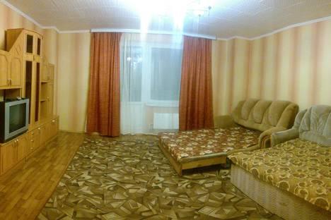 Сдается 2-комнатная квартира посуточнов Воронеже, бульвар Победы, 50А.