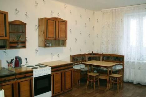 Сдается 1-комнатная квартира посуточнов Тюмени, малыгина,8.