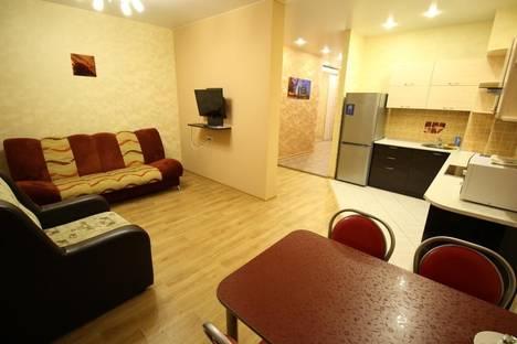 Сдается 2-комнатная квартира посуточнов Иркутске, ул. Декабрьских Событий, 31.