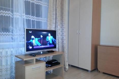 Сдается 1-комнатная квартира посуточнов Архангельске, Воскресенская, 99.