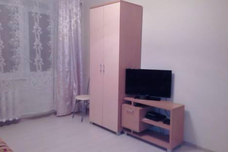 Сдается 1-комнатная квартира посуточно в Архангельске, Гайдара, 48/2.