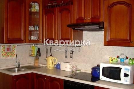 Сдается 3-комнатная квартира посуточно в Пензе, Пушкина 45.