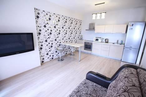 Сдается 2-комнатная квартира посуточнов Иркутске, ул Александра Невского 19.