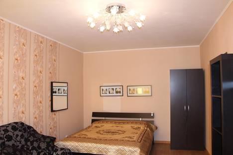 Сдается 1-комнатная квартира посуточно в Уфе, ул. Менделеева, 150/4.