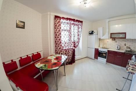 Сдается 1-комнатная квартира посуточнов Оренбурге, проезд Северный 16/1.