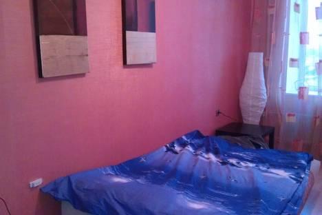 Сдается 1-комнатная квартира посуточнов Архангельске, ул.Тимме,21,к 2.