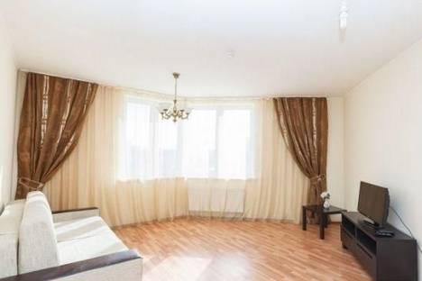 Сдается 1-комнатная квартира посуточнов Екатеринбурге, Юлиуса Фучика улица, д. 5.