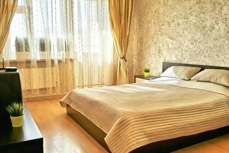 Сдается 1-комнатная квартира посуточно в Екатеринбурге, ул. Репина, 78.