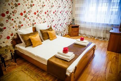 Сдается 2-комнатная квартира посуточно в Курске, ул.Овечкина, 10.