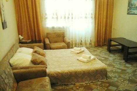 Сдается 1-комнатная квартира посуточно в Железноводске, ул Московская 17.