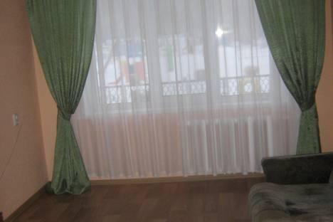 Сдается 2-комнатная квартира посуточно в Белокурихе, ул. Соболева, 7.