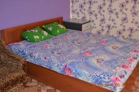 Сдается 1-комнатная квартира посуточнов Элисте, 4 мкр 14.