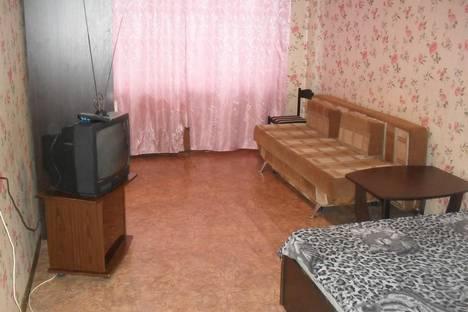 Сдается 1-комнатная квартира посуточно в Кемерове, Ленинградский проспект, 5.