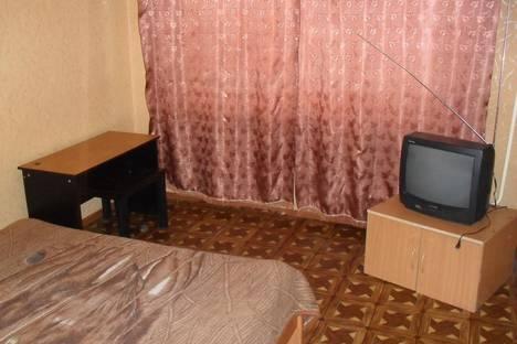 Сдается 1-комнатная квартира посуточно в Кемерове, Ленинградский проспект, 14.