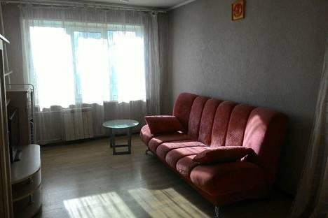 Сдается 2-комнатная квартира посуточнов Новокузнецке, Кузнецкстроевский 22.