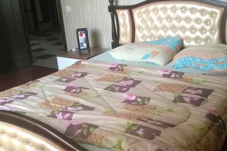 Сдается 3-комнатная квартира посуточно в Краснодаре, ул. Кирова, 208.