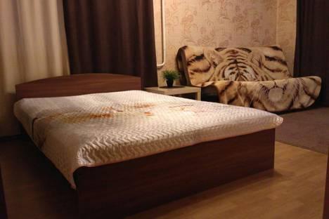 Сдается 1-комнатная квартира посуточно в Перми, ул. Монастырская, 117.