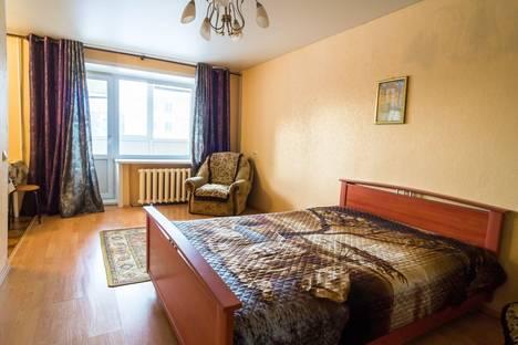 Сдается 1-комнатная квартира посуточнов Перми, шоссе Космонавтов, 72.