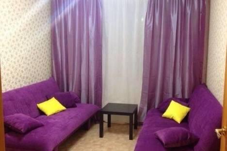 Сдается 2-комнатная квартира посуточнов Екатеринбурге, Белинского улица, д. 152, корп. 1.