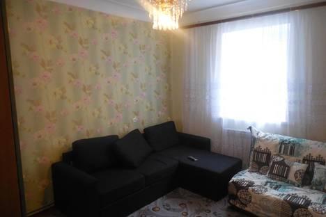 Сдается 2-комнатная квартира посуточно в Кисловодске, ул. Ярошенко, 24.