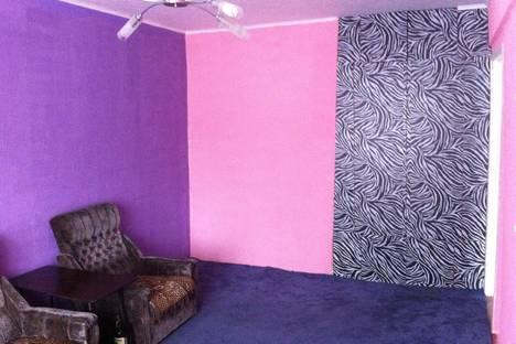 Сдается 1-комнатная квартира посуточнов Ачинске, 8-й микрорайон, 3А.