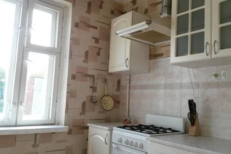 Сдается 1-комнатная квартира посуточно в Пскове, Рижский проспект, 22.