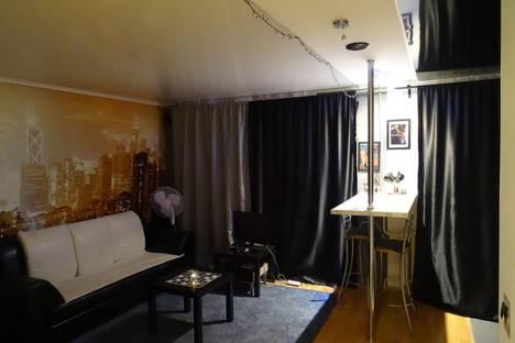 Сдается 1-комнатная квартира посуточно в Сухом Логе, ул. Октябрьская, 19.