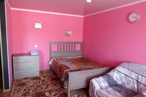 Сдается 1-комнатная квартира посуточнов Сухом Логе, ул. Юбилейная, 5.