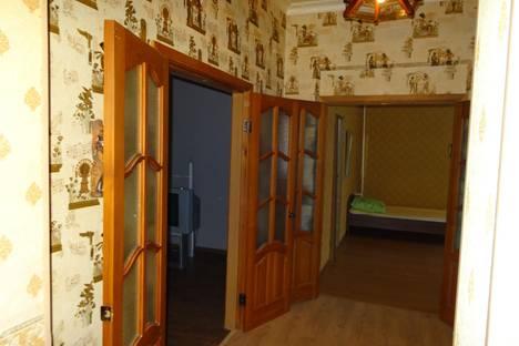 Сдается 3-комнатная квартира посуточнов Сухом Логе, ул. Пушкинская, 6.