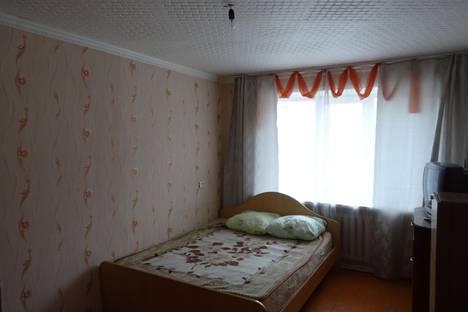 Сдается 2-комнатная квартира посуточно в Сухом Логе, ул. Белинского, 50.